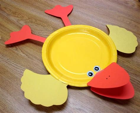 duck crafts for ducks sunflower storytime