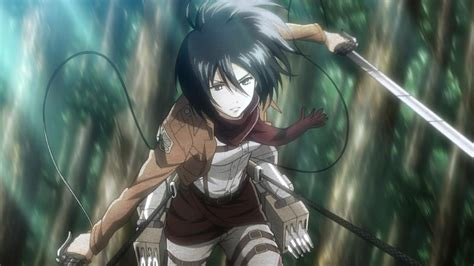 mikasa ackerman mikasa mikasa ackerman photo 34610075 fanpop