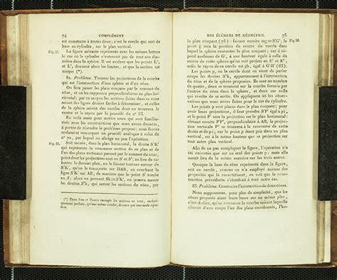 descriptive picture books textbooks of lacroix arithmetic and descriptive geometry
