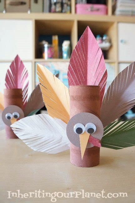 crafts with toilet paper rolls for preschoolers 25 easy thanksgiving crafts for socal field trips