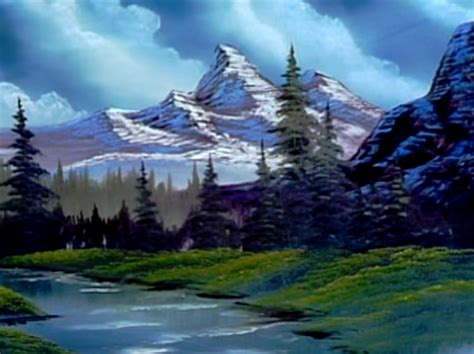 bob ross guest painter season 13 of the of painting with bob ross