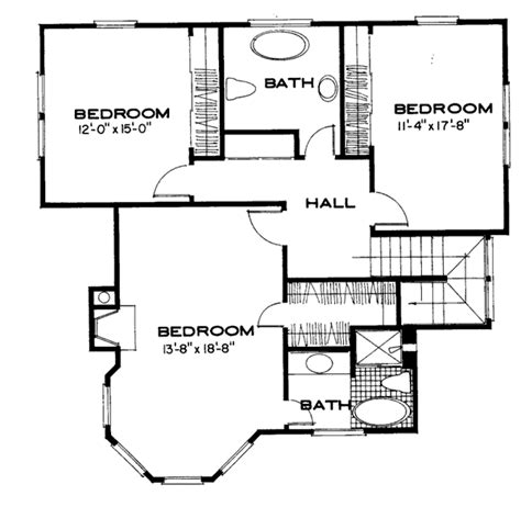 house plans 2400 square style house plan 3 beds 2 5 baths 2400 sq ft