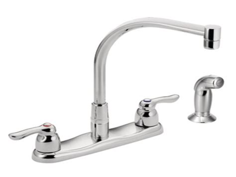 two handle kitchen faucets kitchen faucet handle moen shower handle replacement moen
