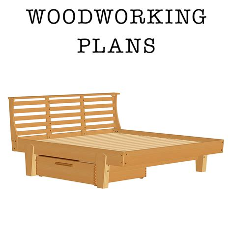 free woodworking plans for beds free plans platform bed secret woodworking plans