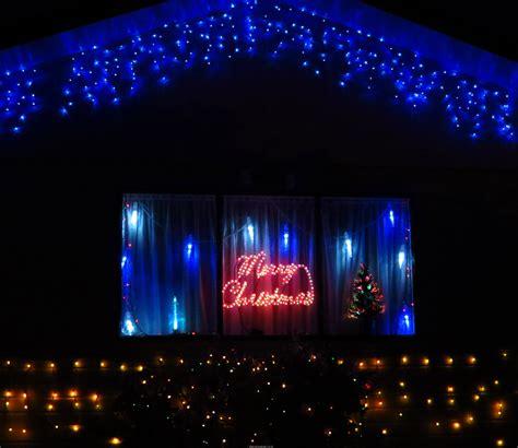 rotorua lights merry in lights from rotorua thecuriouskiwi nz