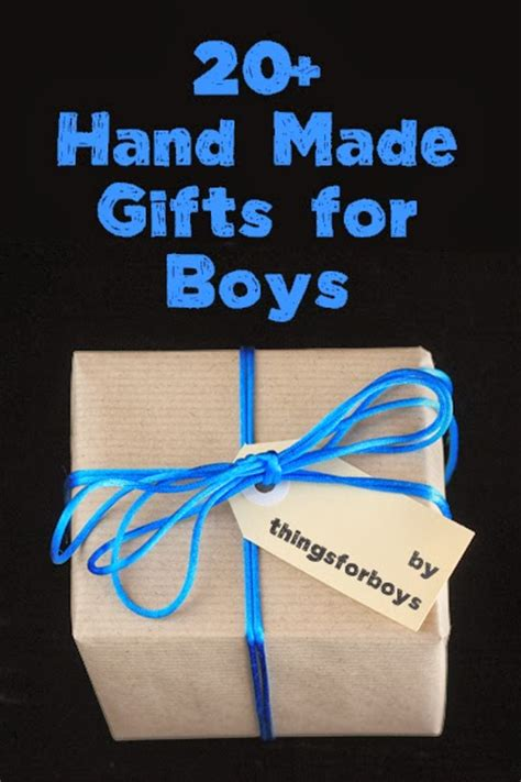 gifts boy 20 handmade gift ideas for boys things for boys