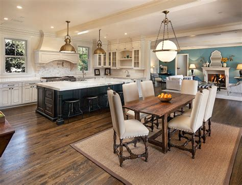 kitchen and dining room ideas east coast style shingle home for sale home bunch