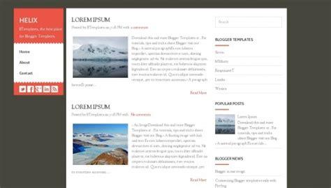 helix blogger template btemplates