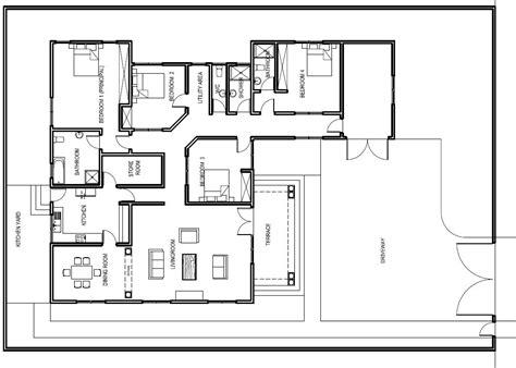 ground floor house plan ground floor plan for home new home plans design