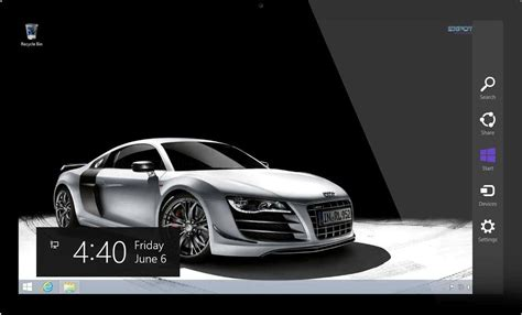 Car Wallpaper Themes by Audi Cars Theme For Windows 7 And Windows 10