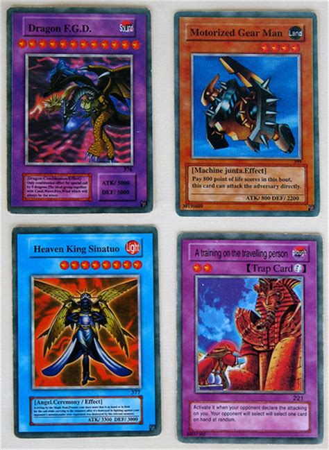 how to make real yugioh cards yu gi oh cards hypebeast forums