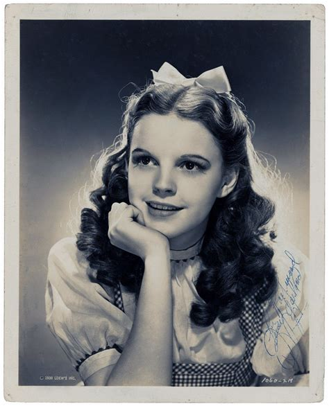 judy garland dr judy garland sings from quot the rainbow