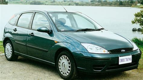 2003 Ford Focus Reviews ford focus 2003 review aa new zealand