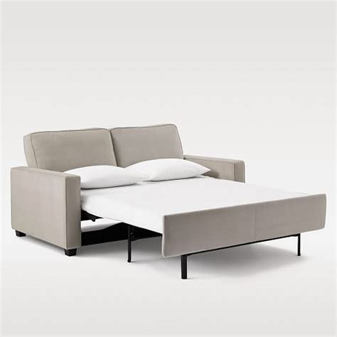 henry sleeper sofa henry 174 deluxe sleeper sofa west elm