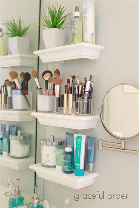 bathroom organization ideas for small bathrooms 53 practical bathroom organization ideas shelterness