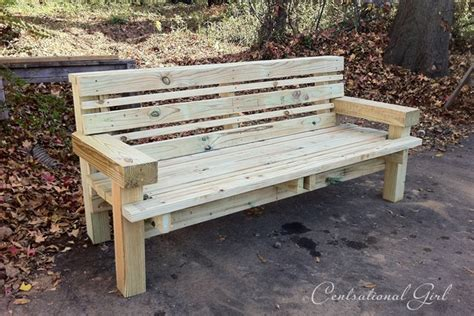 building a woodworking bench plans to build a wooden park bench woodworking