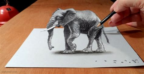 how to draw 3d 30 beautiful 3d drawings 3d pencil drawings and works
