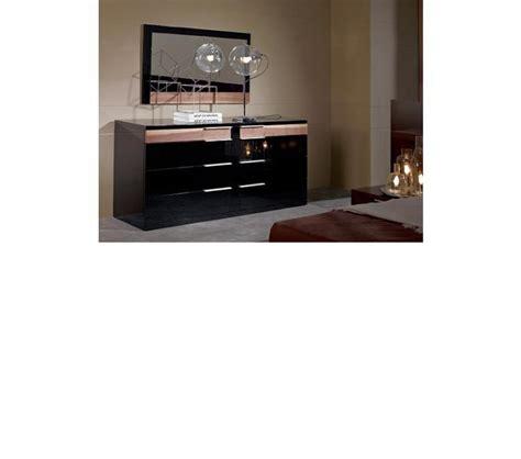 lacquer furniture modern dreamfurniture alaska modern black lacquer bed