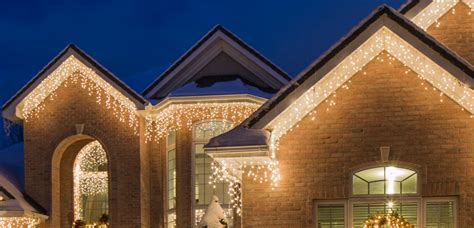 gold icicle lights icicle lights