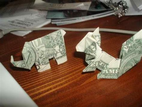 canadian money origami 64 best images about made out of money on