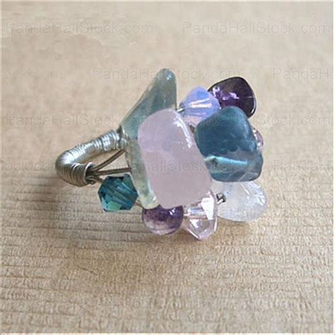 how to make jewelry with wire and stones how to make jewelry with stones a of stunning ring