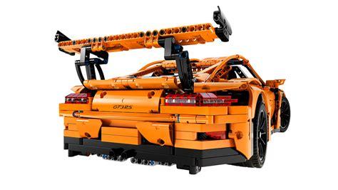 Porsche 911 GT3 RS   Products   LEGO® Technic   LEGO.com