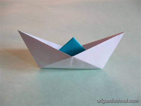 origami boat origami yacht comot