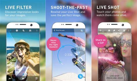 aplicaciones camara android las 10 mejores apps de c 225 mara para android el androide feliz