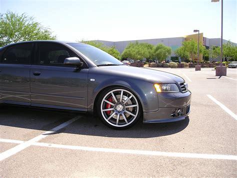 Audi A4 Rims by Sportec Mono10 Audi Wheels Audi A4 B6 Wheels