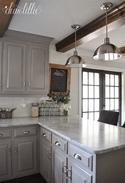 best gray for kitchen cabinets best 25 gray kitchen cabinets ideas on grey