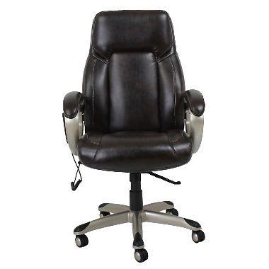 Shiatsu Office Chair by Barcalounger Shiatsu Office Chair Brown Sam S Club