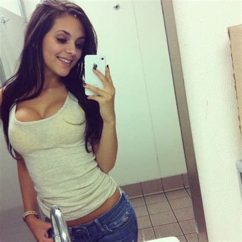 hot selfie beautiful babes pinterest