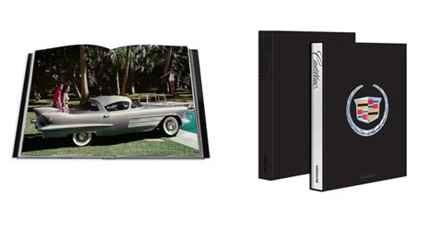Cadillac Book by New Limited Edition Book Takes A Look Into Cadillac S 110