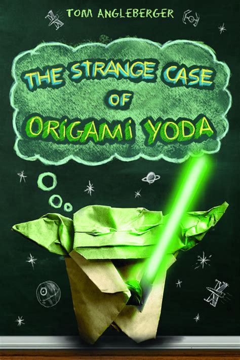 origami yoda reading level review of the day the strange of origami yoda by tom