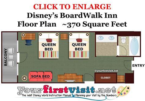 disney floor plan disney boardwalk villas floor plan accommodations and