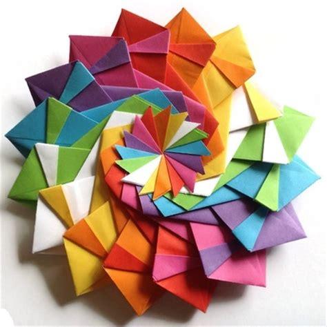 maths origami origami gallery artful maths