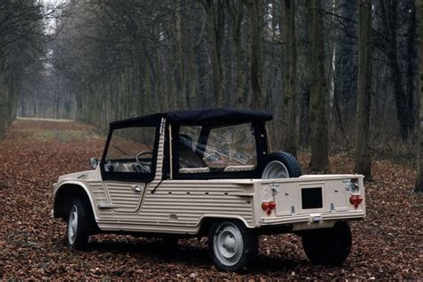 Vintage Citroen by Citroen Mehari Classic Car Review Honest