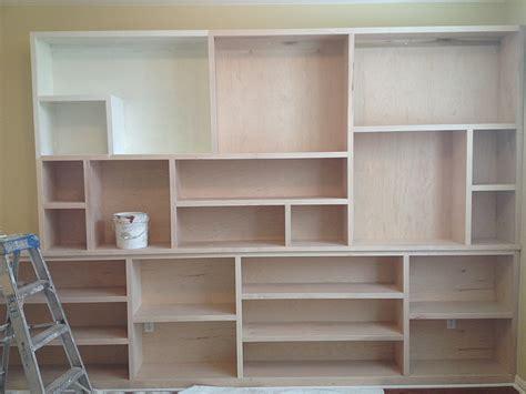 custom bookshelves custom bookshelves painted fierro painting