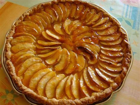 recette de tarte aux pommes caram 233 lis 233 es au miel 224 l ancienne la recette facile