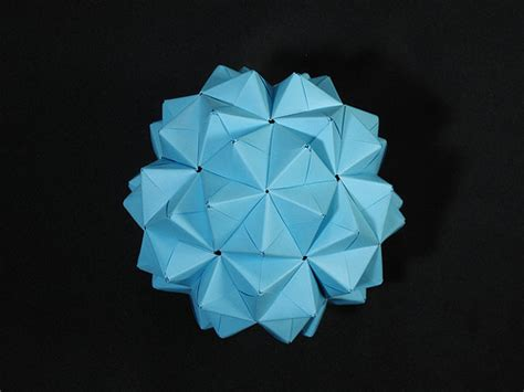 dodecahedron origami dodecahedron modular origami flickr photo