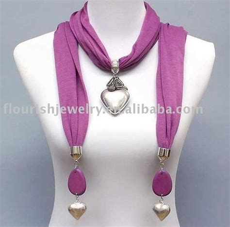 how to make jewelry scarves in style m add with scarf necklaces