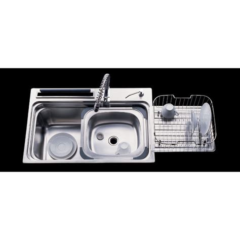 single bowl kitchen sink with drainer versastyle large single bowl kitchen sink with