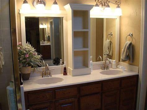 bathroom mirror designs large bathroom mirror 3 design ideas bathroom designs ideas