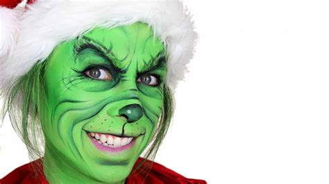 grinch up jim carrey grinch makeup process makeup vidalondon