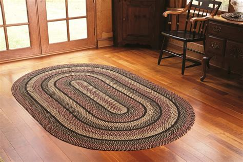 stylish home decor stylish home decor with braided rugs designforlife s