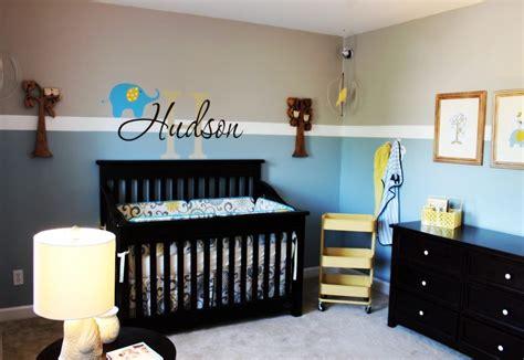 Home Interiors Wall Decor baby boy nursery ideas giraffe owl amp elephant theme