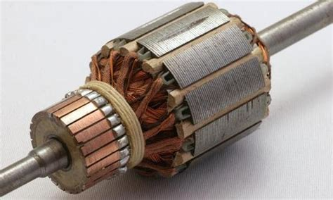 Electric Motor Armature by Armature Dc Motor In Mumbai Maharashtra Ramson Engineering