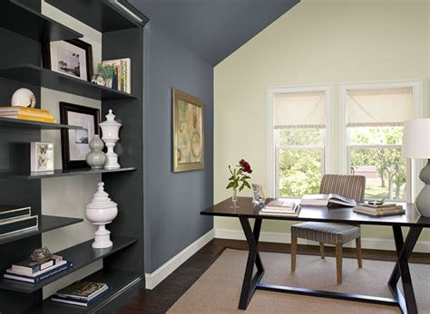 paint colors for home office interior paint ideas and inspiration paint colours