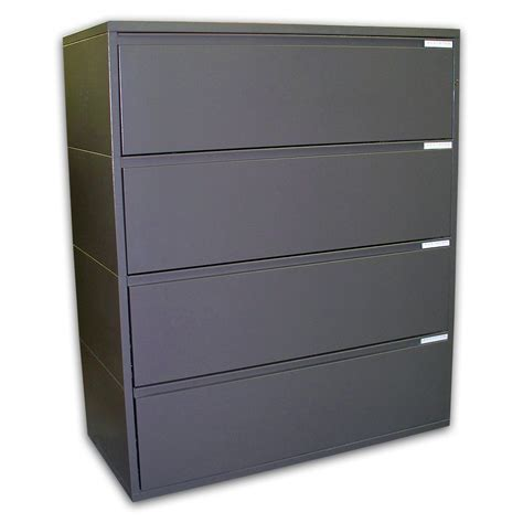 4 drawer filing cabinet herman miller 42 meridian 4 drawer lateral files file filing cabinet ebay