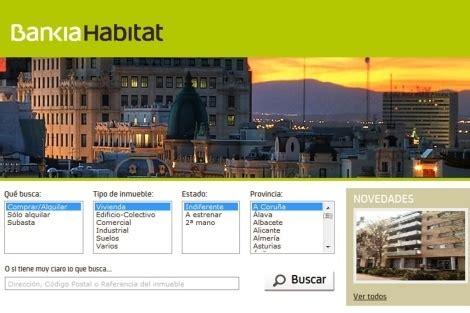 pisos de alquiler bankia alquiler de pisos con bankia habitat definanzas